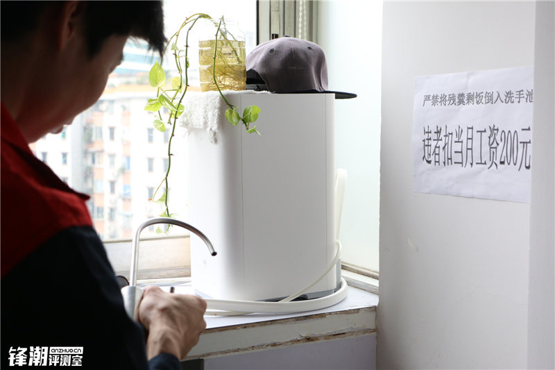 从安装到试喝:1999元小米厨下式净水器体验评测的照片 - 19