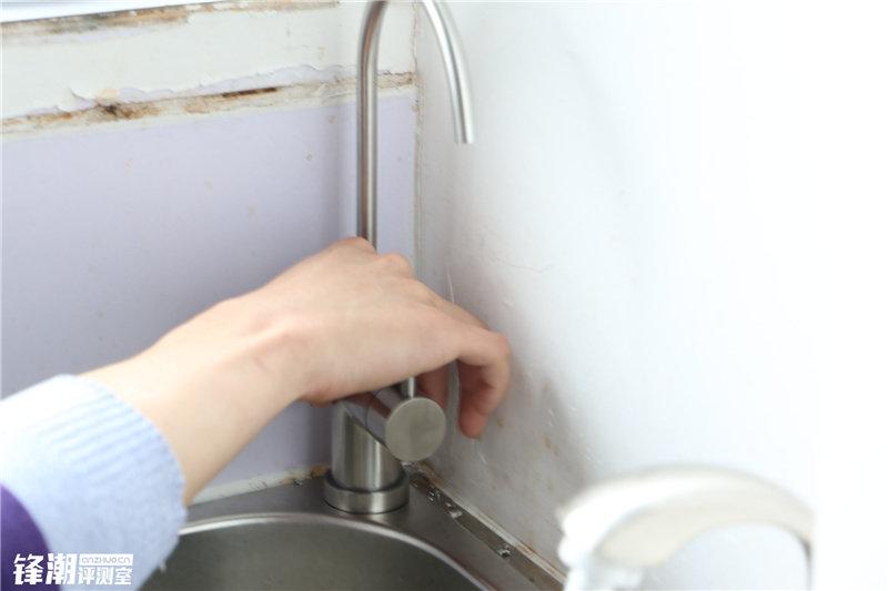 从安装到试喝:1999元小米厨下式净水器体验评测的照片 - 26