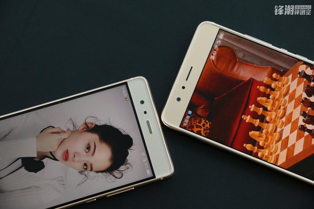 双摄像头堂兄弟:荣耀V8 & 华为P9上手图赏的照片 - 15