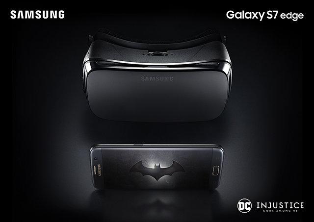 售价6288元:三星Galaxy S7 Edge蝙蝠侠版预约开启的照片 - 6