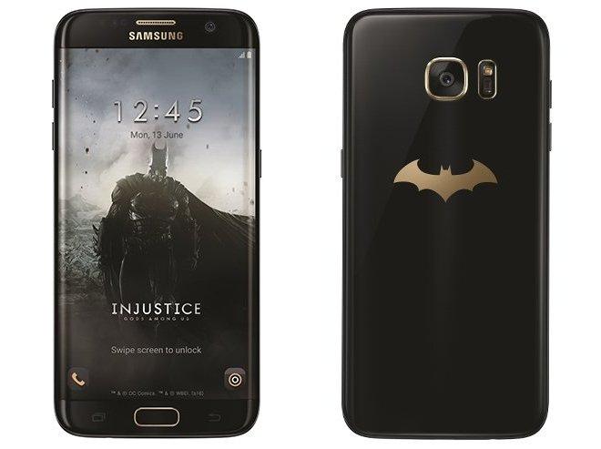 售价6288元:三星Galaxy S7 Edge蝙蝠侠版预约开启的照片 - 3