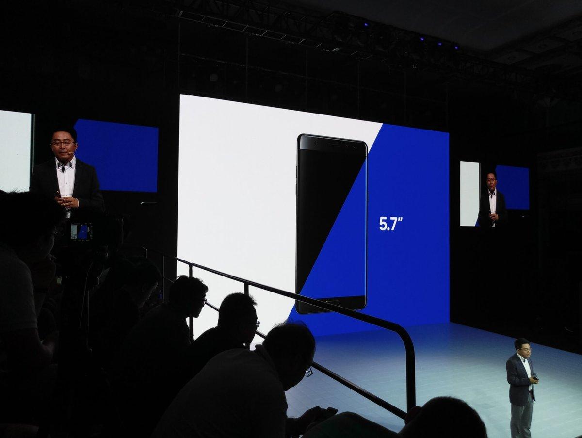 机皇登陆 国行三星Galaxy Note7正式发布 售价5988元起的照片 - 6