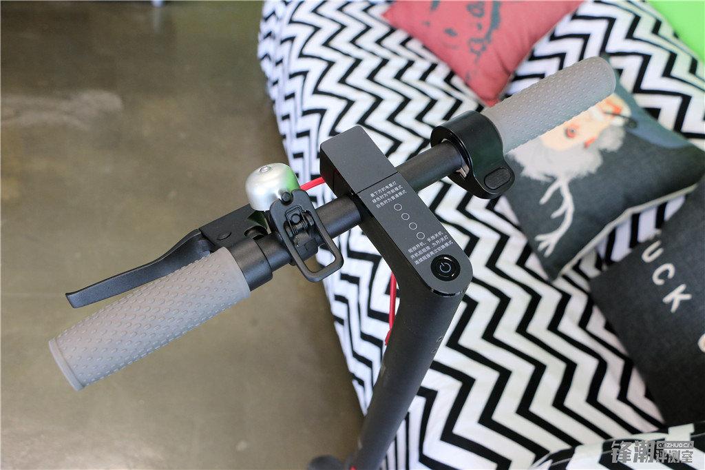 小米米家电动滑板车怎么样