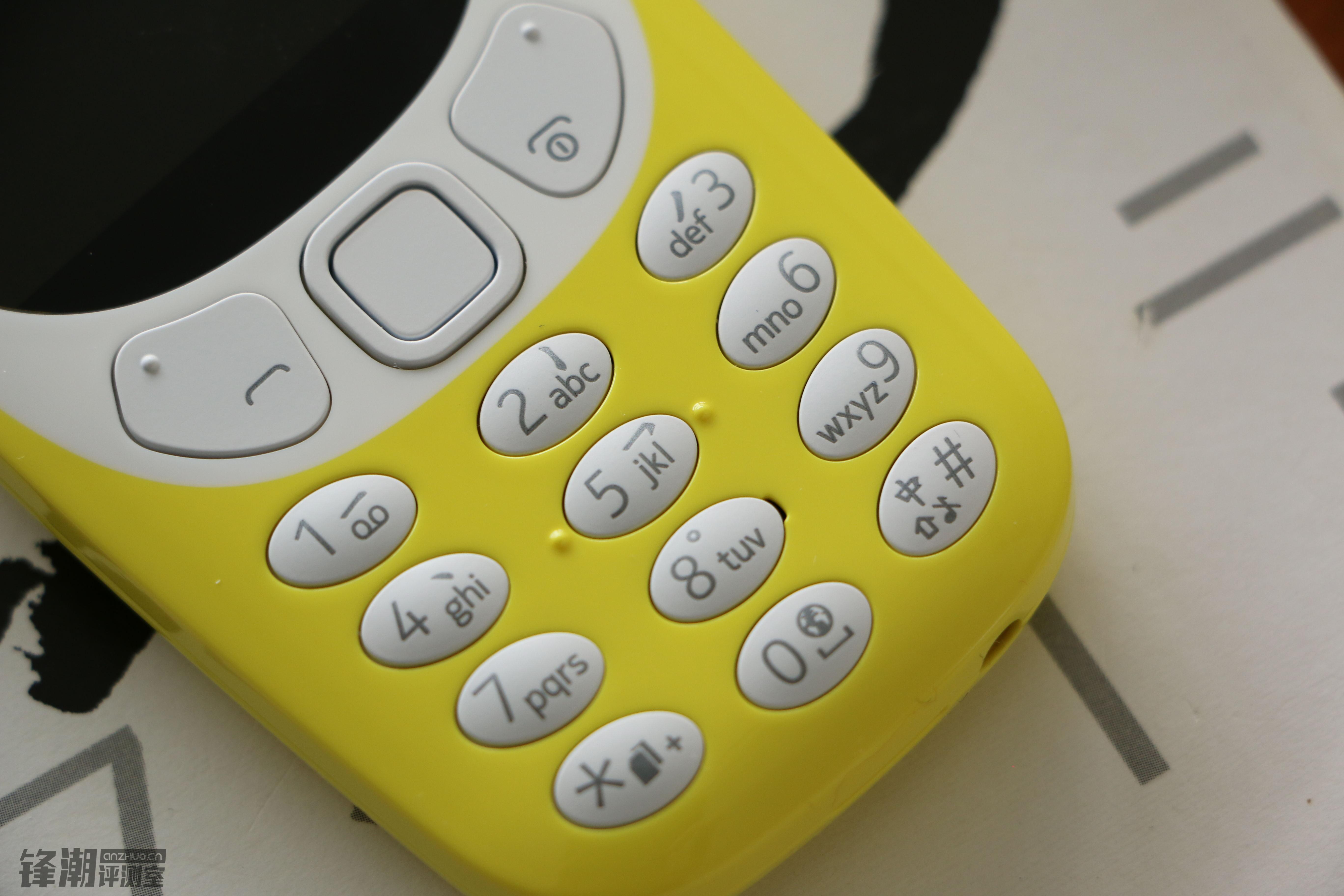 【力皮西】那些有你陪伴的美好日子:诺基亚3310复刻版体验