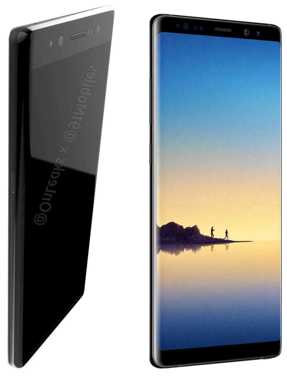 金沙娱乐三星Note_8将于9月15日登陆韩国市场