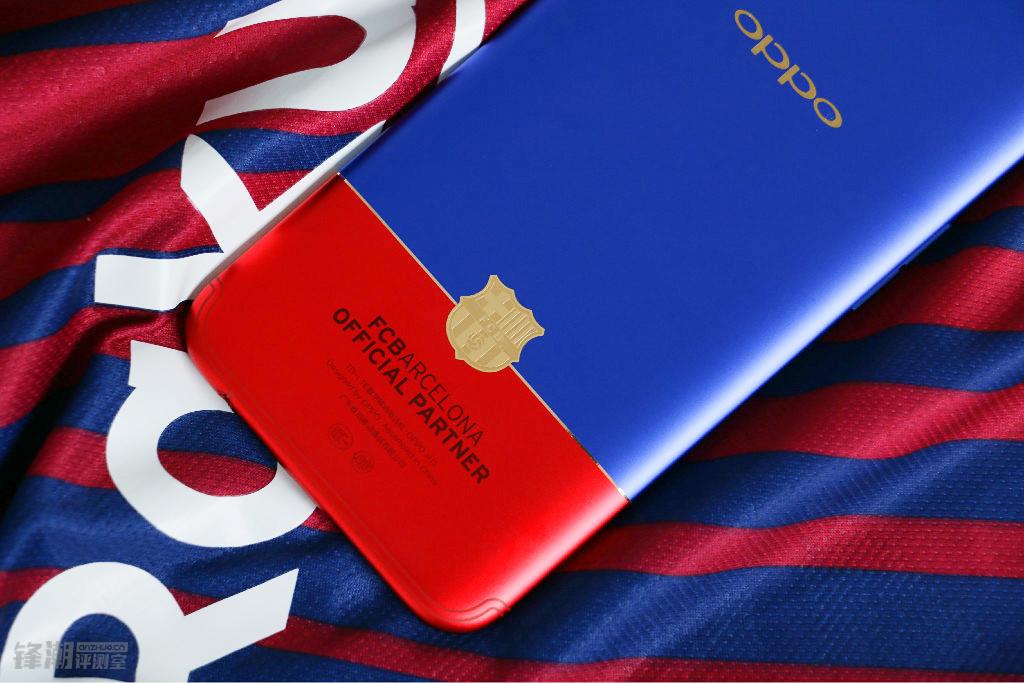 【力皮西】十足大胆的红蓝对撞:OPPO R11巴萨定制版图赏