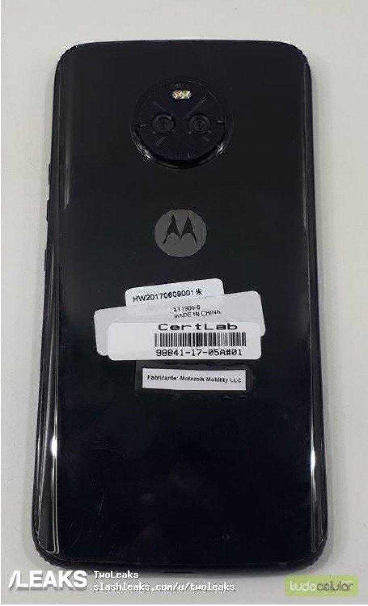 这眼神很坚定:Moto_X4最新真机图曝光