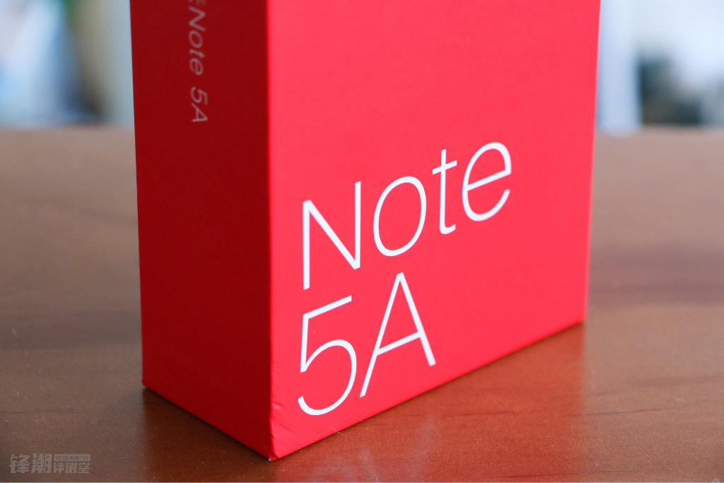 【力皮西】依然主打高性价比:红米Note5A开箱图赏