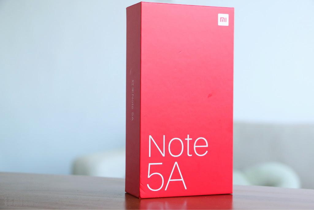 【力皮西】线下市场性价比最高自拍旗舰:红米Note 5A高配版详评