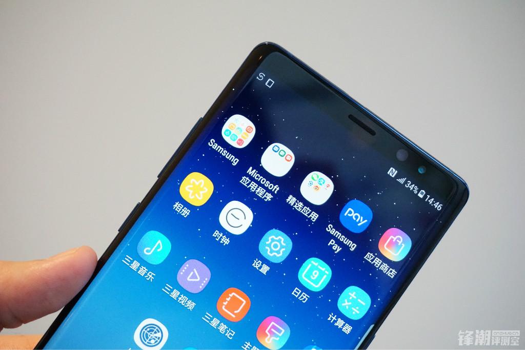 【力皮西】顶级机皇如约而至:三星Galaxy Note8上手体验