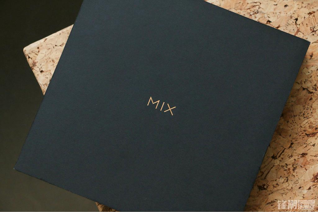 【力皮西】全面屏依然惊艳:小米MIX 2真机图赏