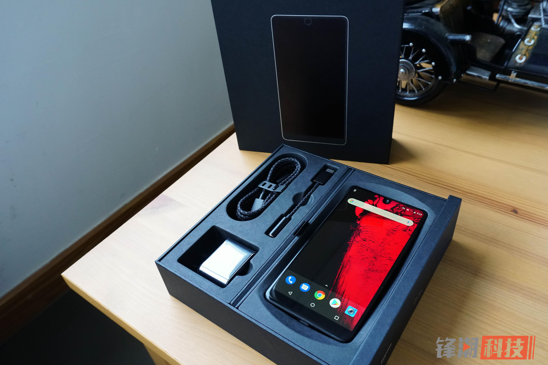 【力皮西】颜值吊打iPhone X?Essential Phone真机图赏