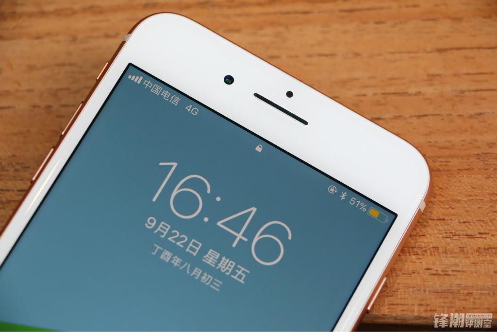 【力皮西】颜值是它最大卖点:iPhone8 Plus 真机图赏