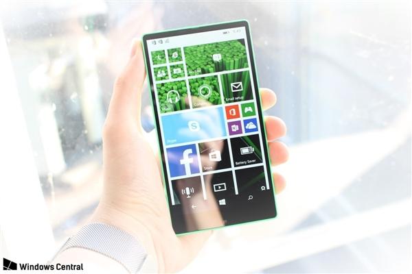 美!诺基亚的第一款全面屏手机:无边款