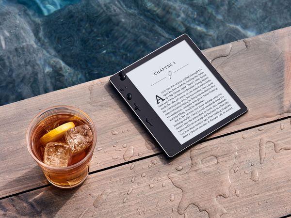 全面升级,亚马逊推出二代_Kindle_Oasis_电子书阅读器