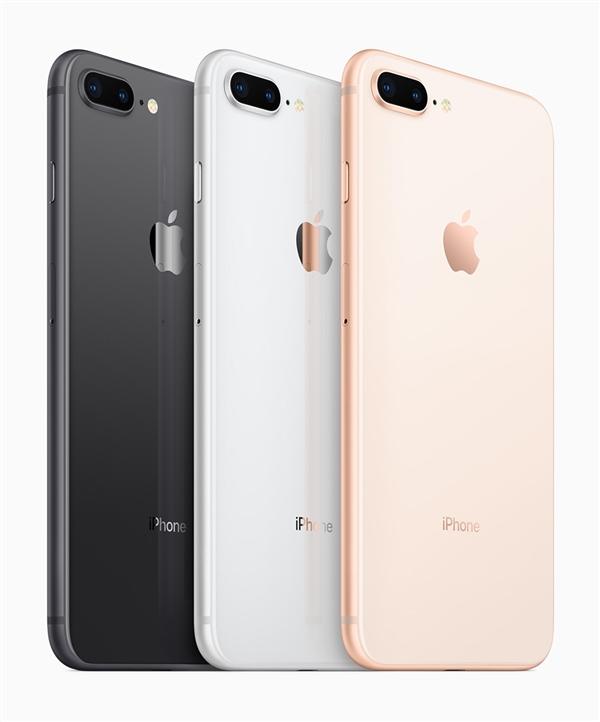 为iPhone_X让路?苹果缩减一半iPhone_8订单量!