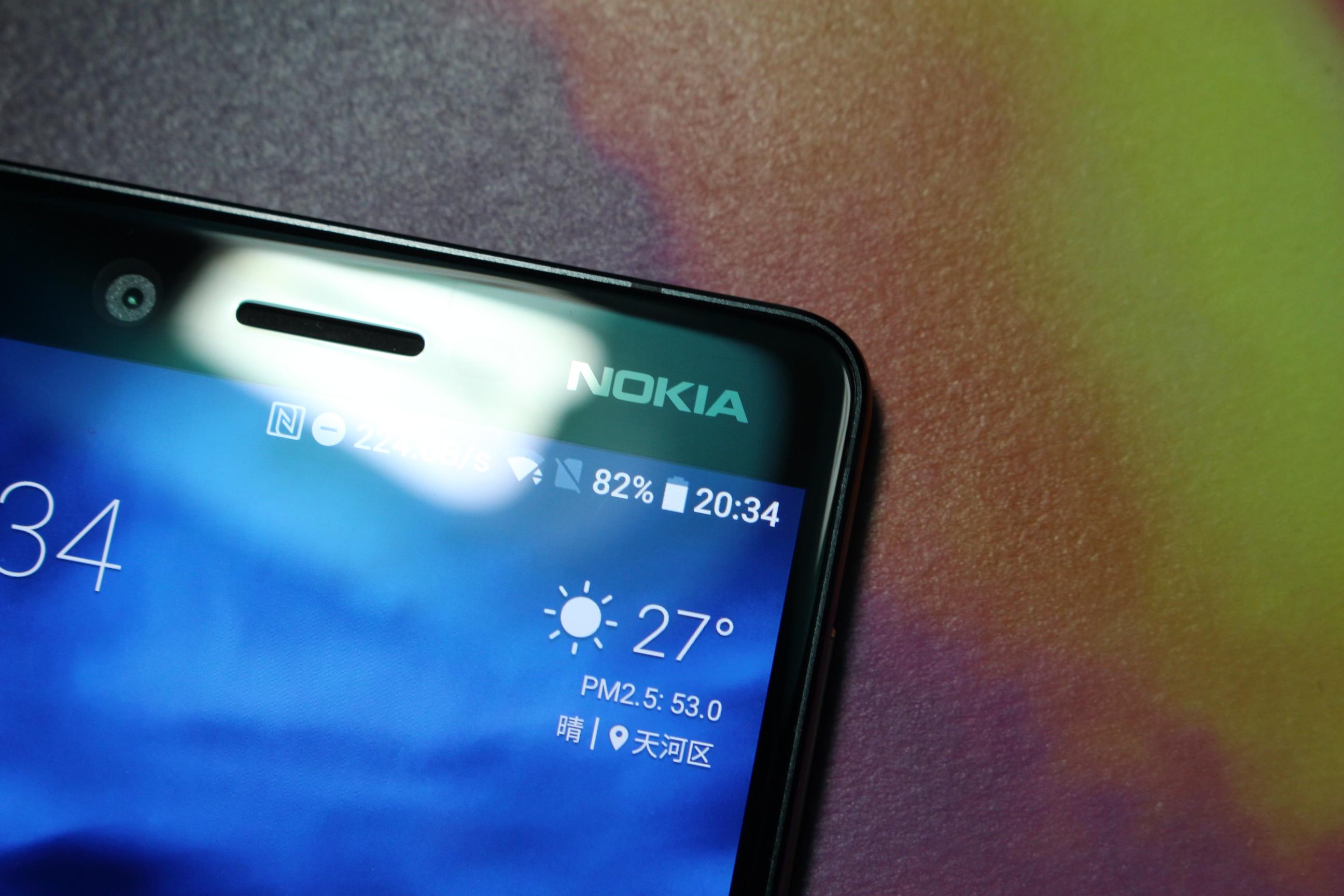 【力皮西】蔡司镜头回归,诺基亚情怀佳作Nokia 7上手测评