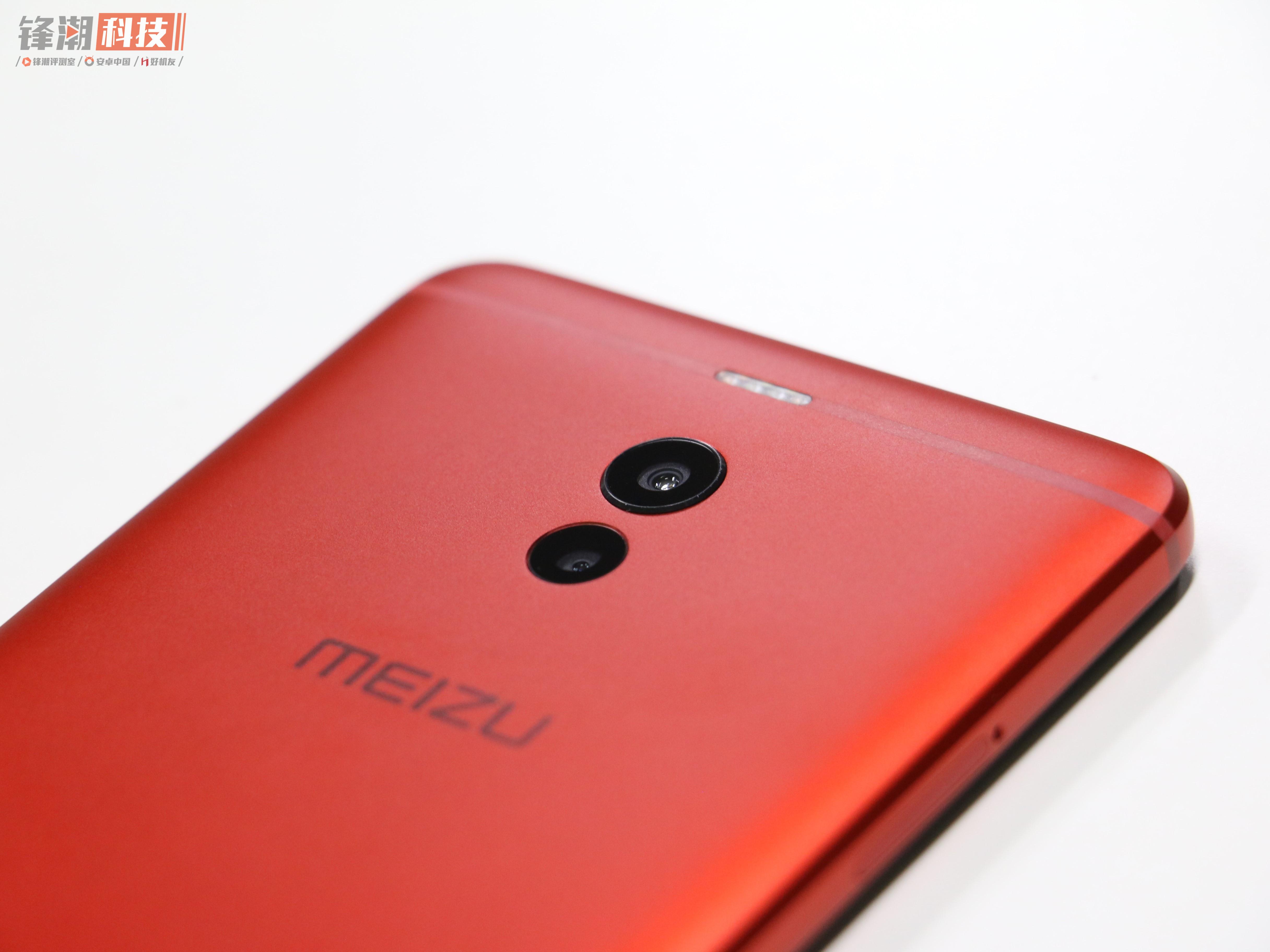 【力皮西】一袭红衣的千元丽人:魅蓝Note 6猩焰红 真机图赏