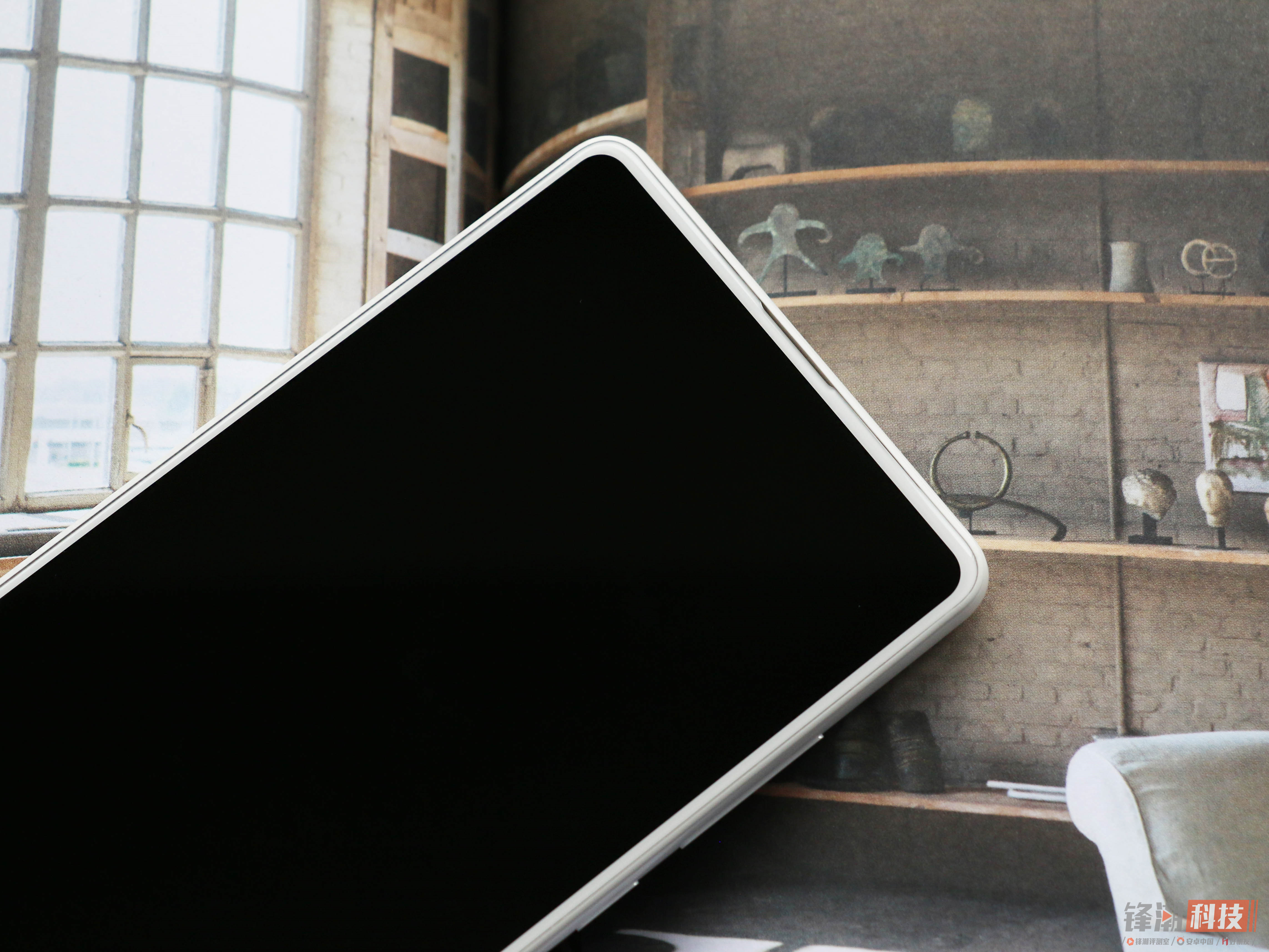 【力皮西】宛如艺术品般的存在:小米MIX 2全陶瓷尊享版 真机图赏