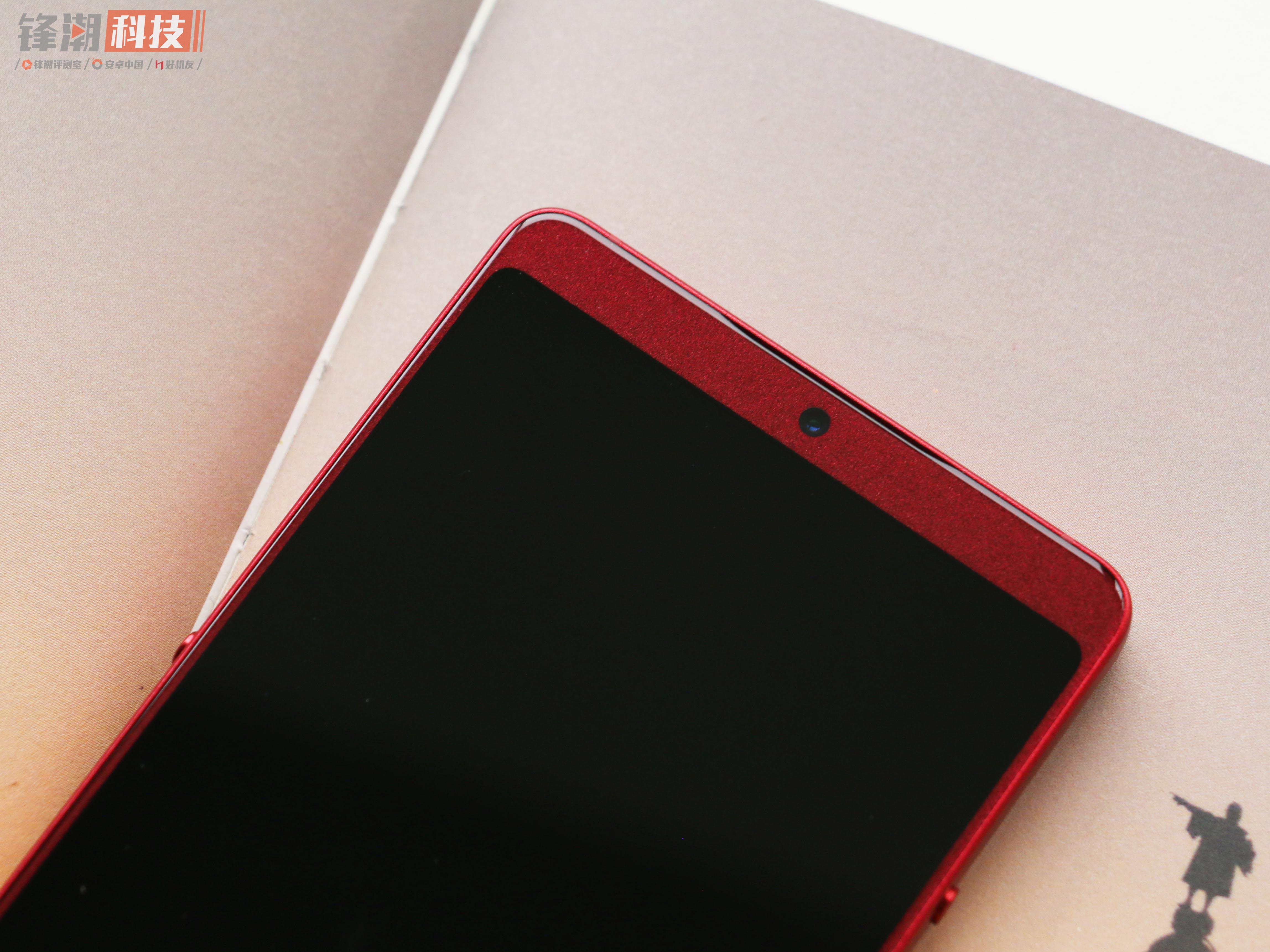 【力皮西】漂亮的不像实力派:坚果Pro 2 真机图赏
