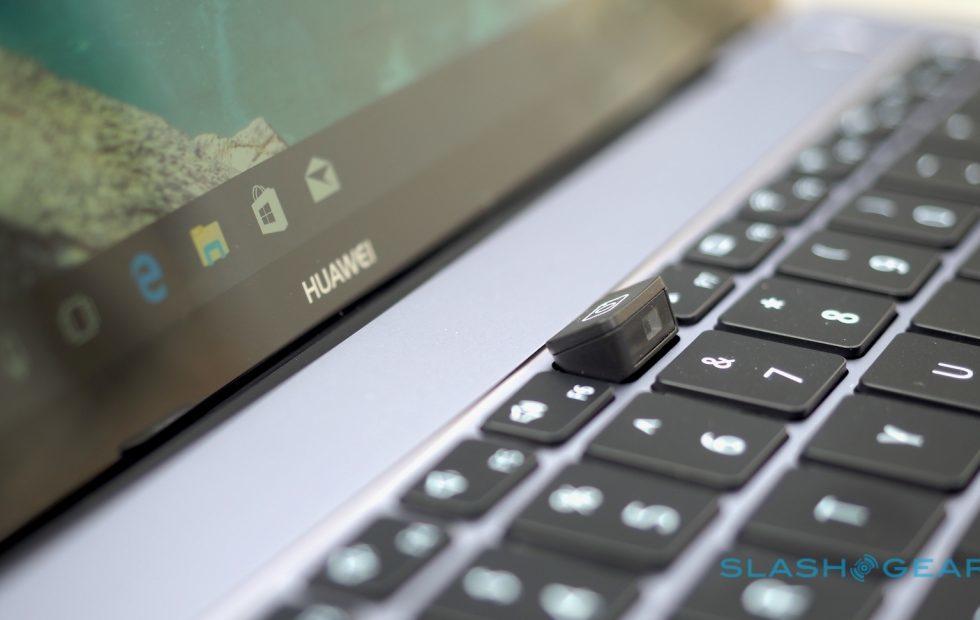 可触控全面屏笔记本:华为MateBook X Pro 真机图赏 - 热点资讯 好物资讯 第8张