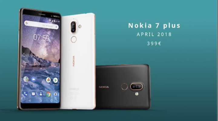 全面屏!诺基亚7 Plus发布:骁龙660、卡尔蔡司双摄 - 热点资讯 首页 第4张
