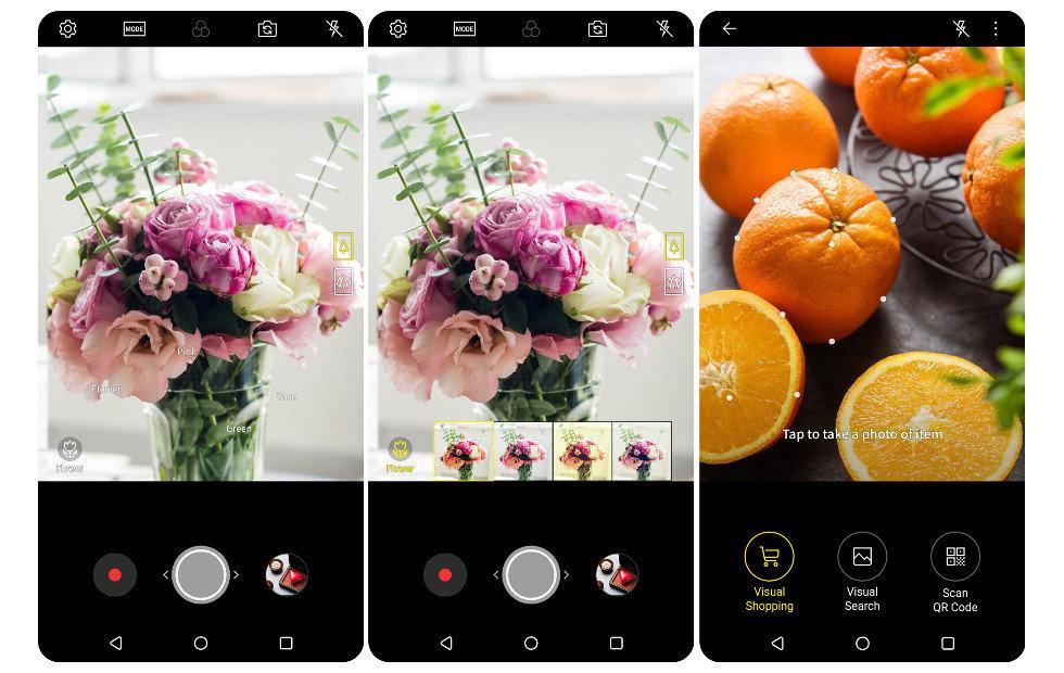 LG V30S正式发布:搭载骁龙835,AI相机成最大亮点 - 热点资讯 首页 第2张