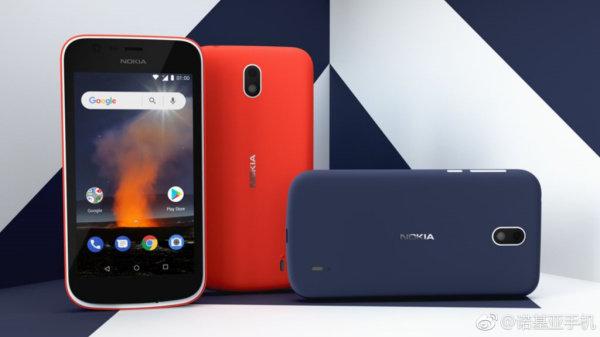 平价安卓手机!诺基亚1正式发布:运行Android Go系统 - 热点资讯 首页 第3张