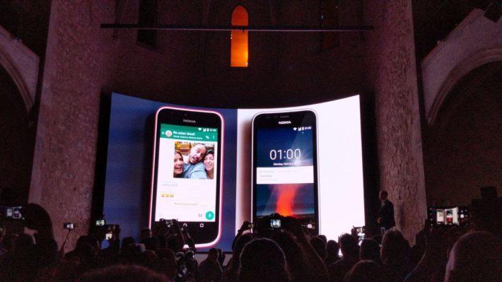 平价安卓手机!诺基亚1正式发布:运行Android Go系统 - 热点资讯 首页 第2张