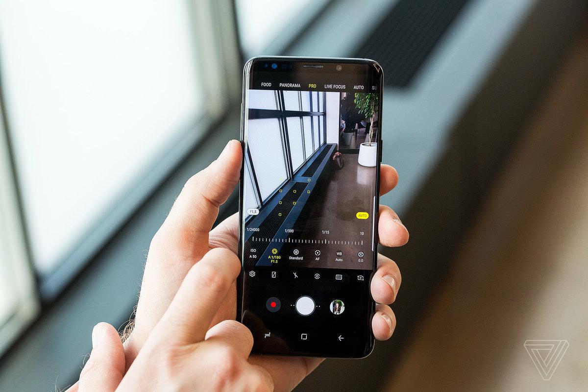 Android平台的领导者:三星Galaxy S9系列 真机图赏 - 热点资讯 首页 第6张