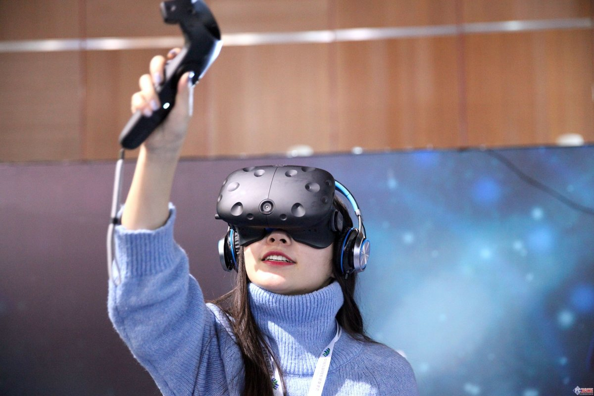 HTC王雪红:VR/AR与5G将是人类接触、掌握AI力量的工具 - 热点资讯 好物资讯 第3张