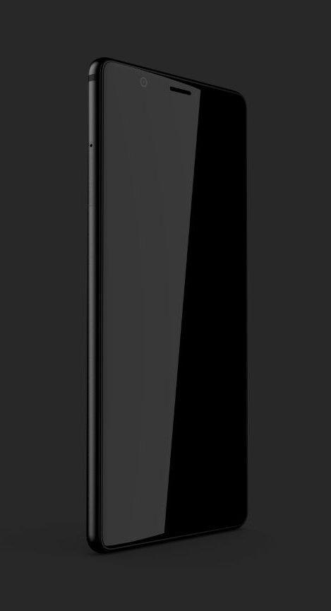 黑莓Ghost高端旗舰渲染图被曝:全键盘已然不再 - 热点资讯 首页 第2张