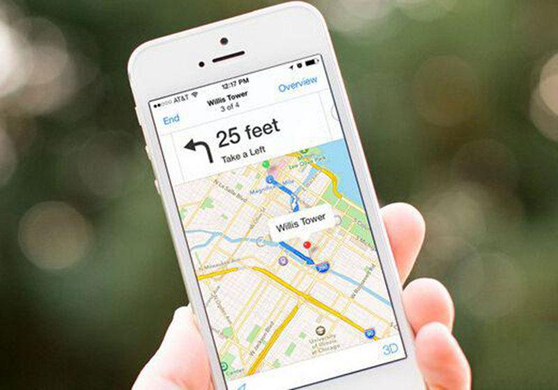 苹果地图APP增加新功能,找地标性建筑更容易 - 热点资讯 首页 第1张