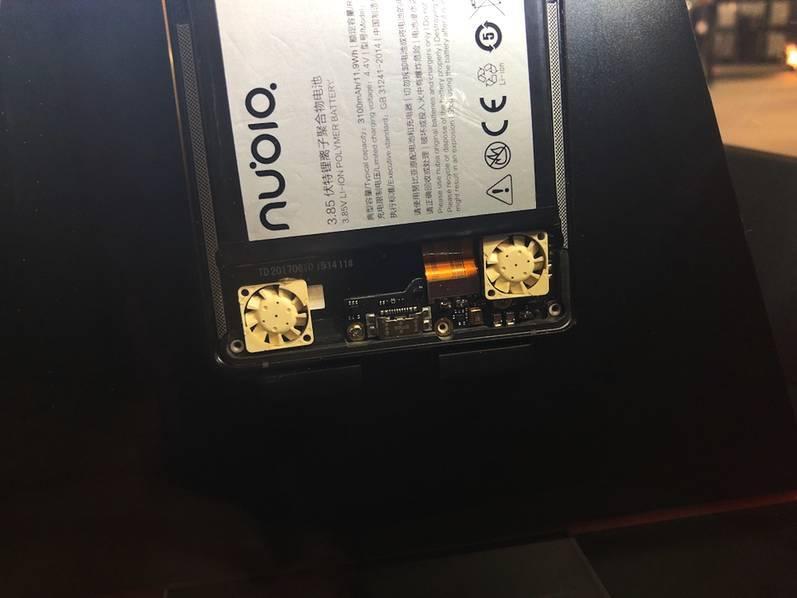 超跑设计+内置4风扇 !努比亚推出黑科技概念游戏手机 - 热点资讯 好物资讯 第7张