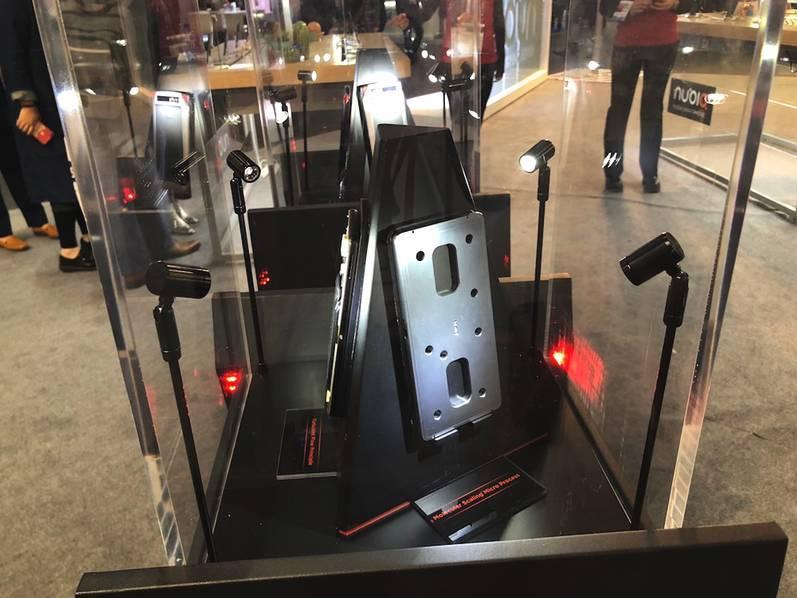 超跑设计+内置4风扇 !努比亚推出黑科技概念游戏手机 - 热点资讯 首页 第8张