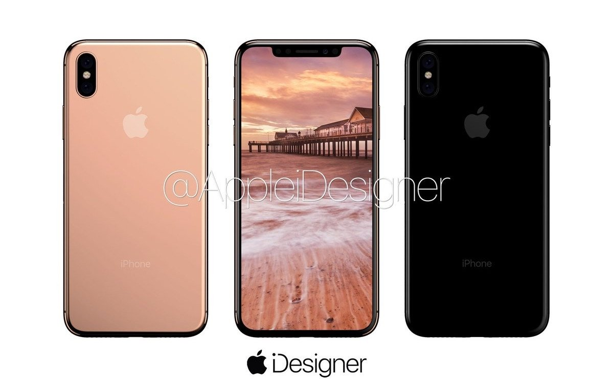 真正的土豪金!iPhone X新配色被曝光:有点丑 - 热点资讯 首页 第2张