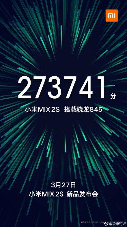 屏下指纹亮眼!小米MIX 2S真机首曝 - 热点资讯 好物资讯 第1张