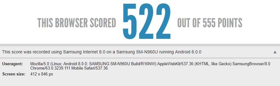 屏幕是亮点!三星Galaxy Note9基准测试曝光 - 热点资讯 好物资讯 第1张