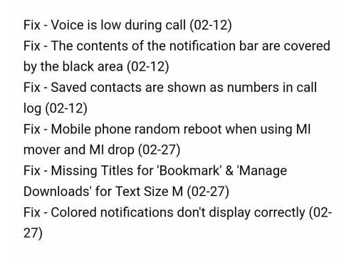 小米Android 8.0再添丁!小米Note 2国际版MIUI9获推送 - 热点资讯 首页 第3张