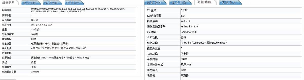 OPPO R15获入网许可,或搭载两款不同处理器 - 热点资讯 首页 第4张