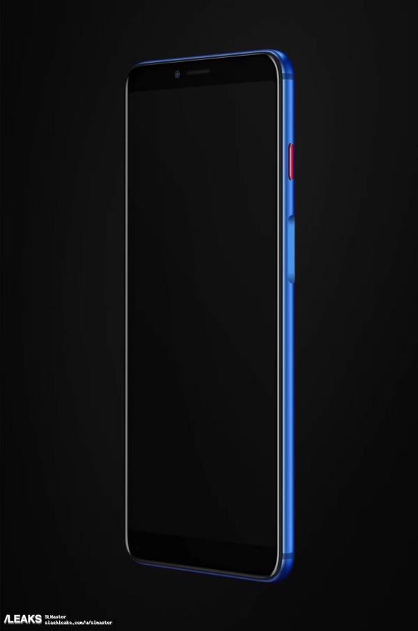 魅蓝E3渲染图曝光!全面屏+侧面指纹+后置双摄 - 热点资讯 首页 第2张