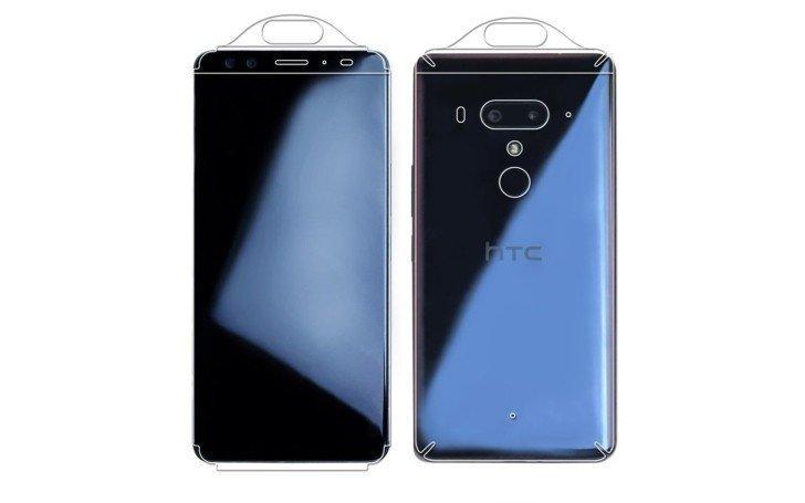 「刘海屏」中的一股清流!HTC U12+真机照曝光 - 热点资讯 好物资讯 第1张