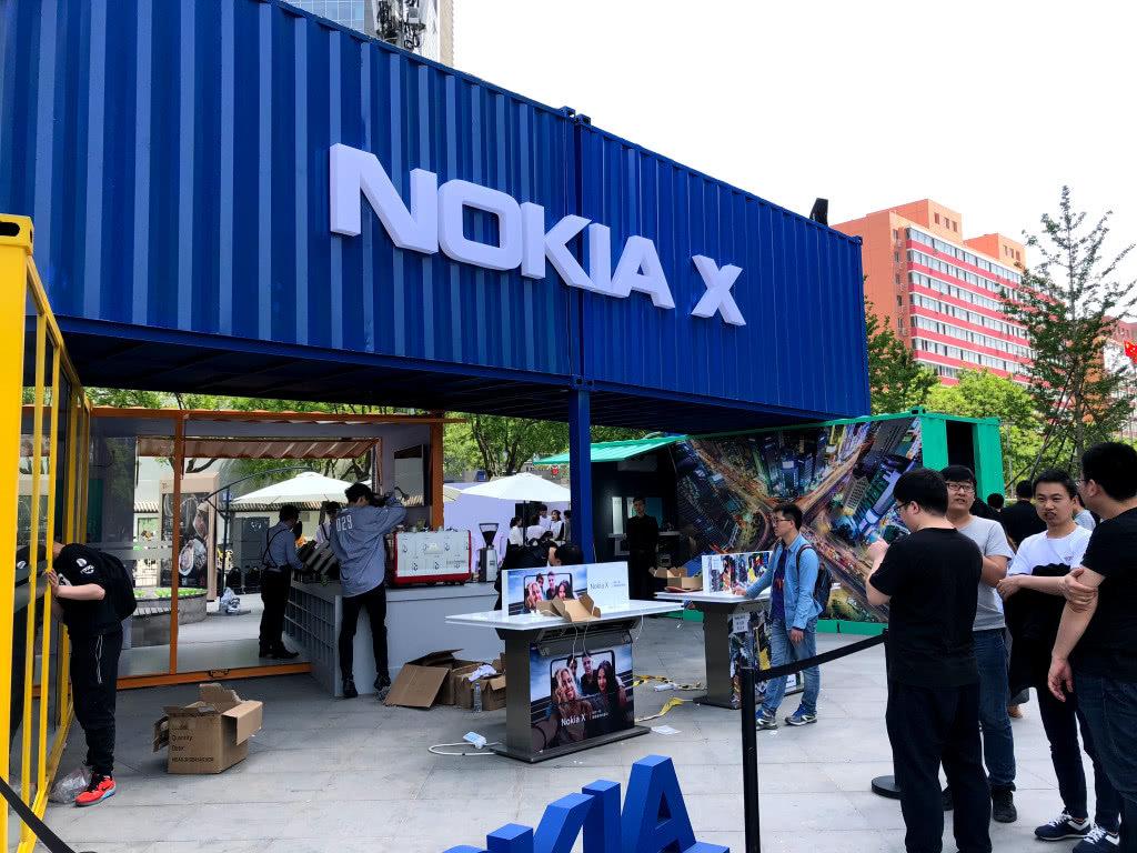 Nokia X空降三里屯 曾经的信仰也加入了刘海屏 - 热点资讯 好物资讯 第2张