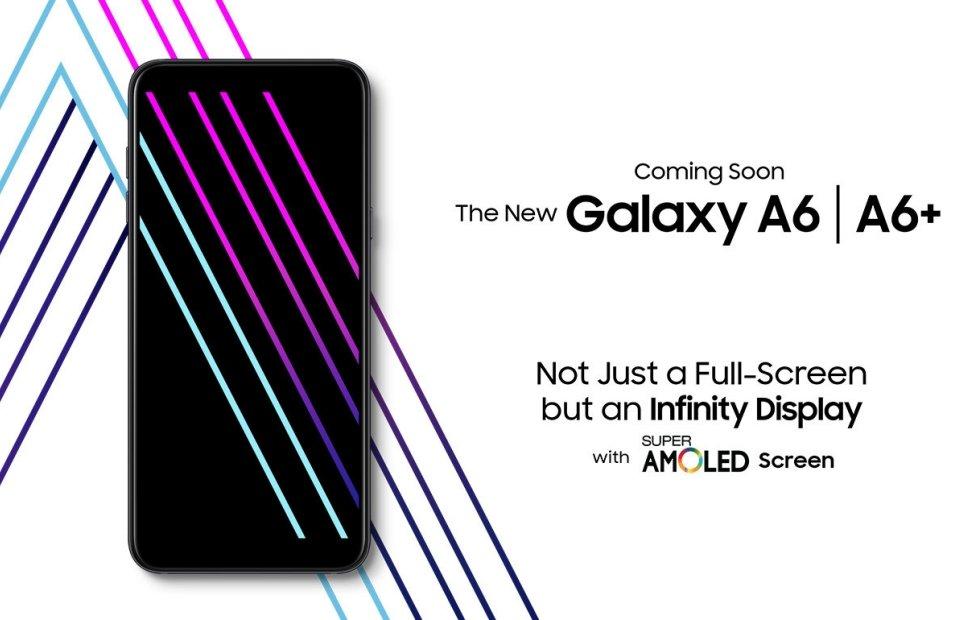 三星 Galaxy A6/ A6+ 正式发布,5 月开始发售 - 热点资讯 好物资讯 第1张