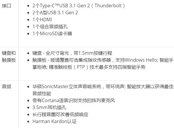 轻薄本堆猛料!华硕Zenbook Pro 15上酷睿i9+GTX 1050 - 热点资讯 好物资讯 第4张