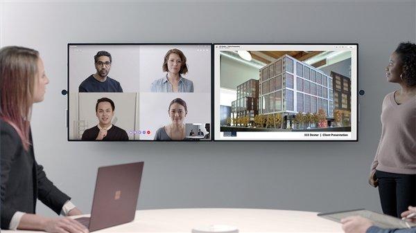 微软正式发布Surface Hub 2:这才是未来办公的形态 - 热点资讯 好物资讯 第4张