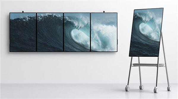 微软正式发布Surface Hub 2:这才是未来办公的形态 - 热点资讯 好物资讯 第1张