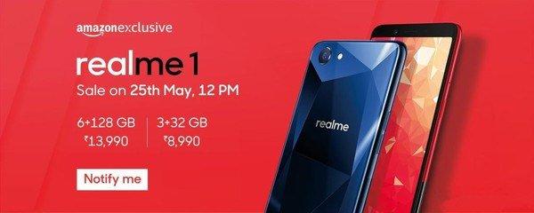 OPPO Realme1 正式发布:3GB+32GB 仅售 832 元 - 热点资讯 好物资讯 第3张