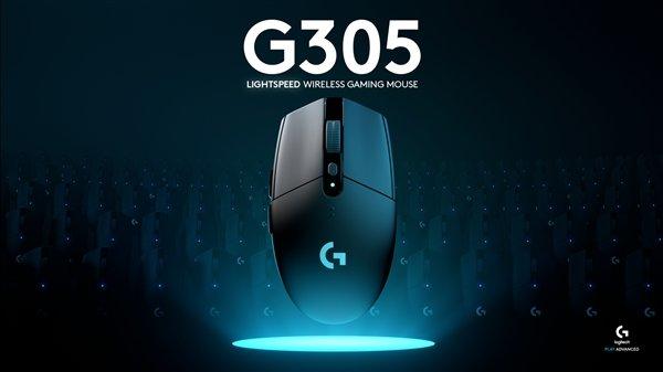 Hero光学传感器+超长续航:罗技入门无线鼠标G305发布 - 热点资讯 好物资讯 第1张