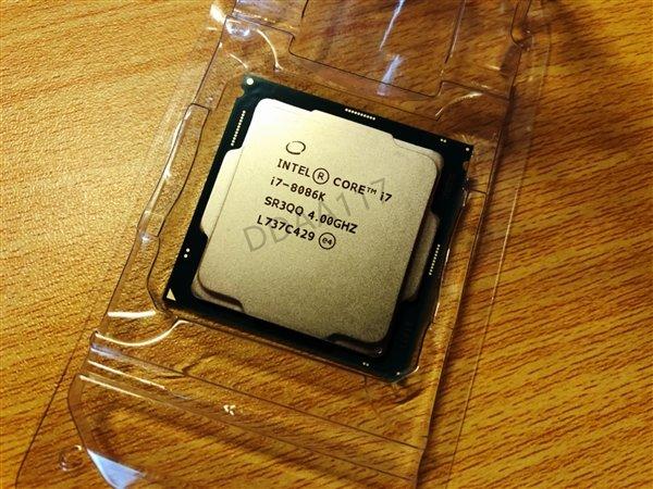 50周年献礼?Intel i7-8086K纪念版现身 - 热点资讯 好物资讯 第4张